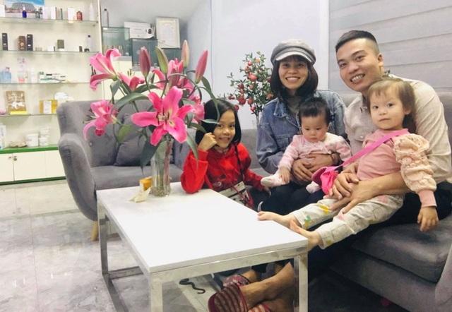 Bà mẹ ba con ở Hà Nội: Tôi biết ơn căn bệnh ung thư - 5