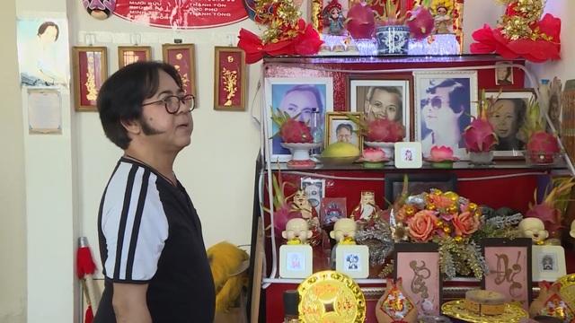 Nghệ sĩ Bạch Long - tuổi 65 vẫn sống đơn chiếc, ở nhà thuê - 2