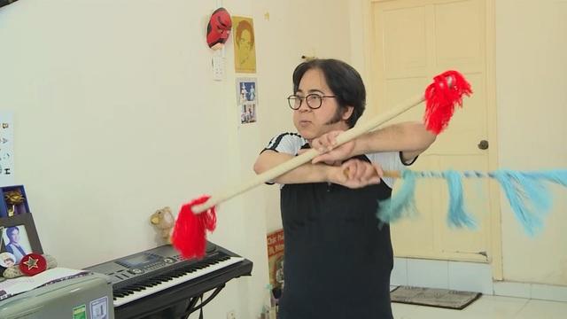 Nghệ sĩ Bạch Long - tuổi 65 vẫn sống đơn chiếc, ở nhà thuê - 4