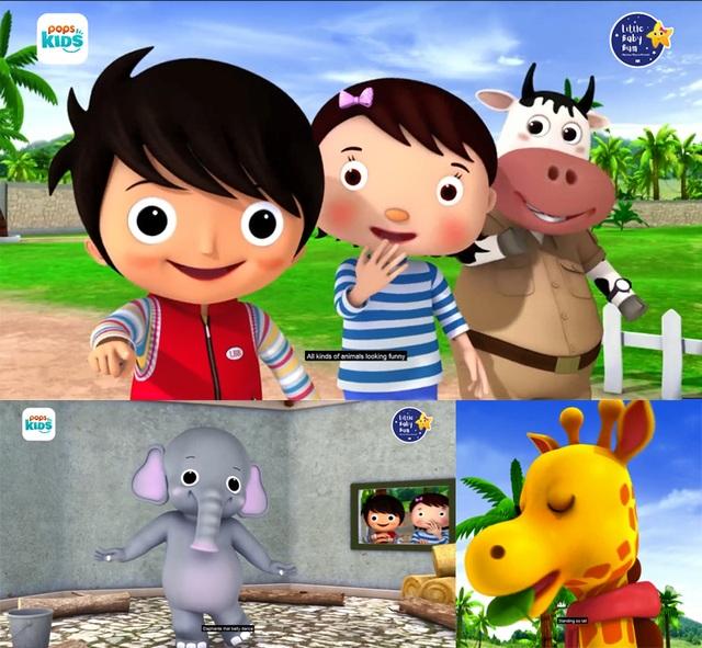 Giải mã sức hút của Little Baby Bum - series thiếu nhi đạt 30 tỷ lượt xem toàn cầu - 1