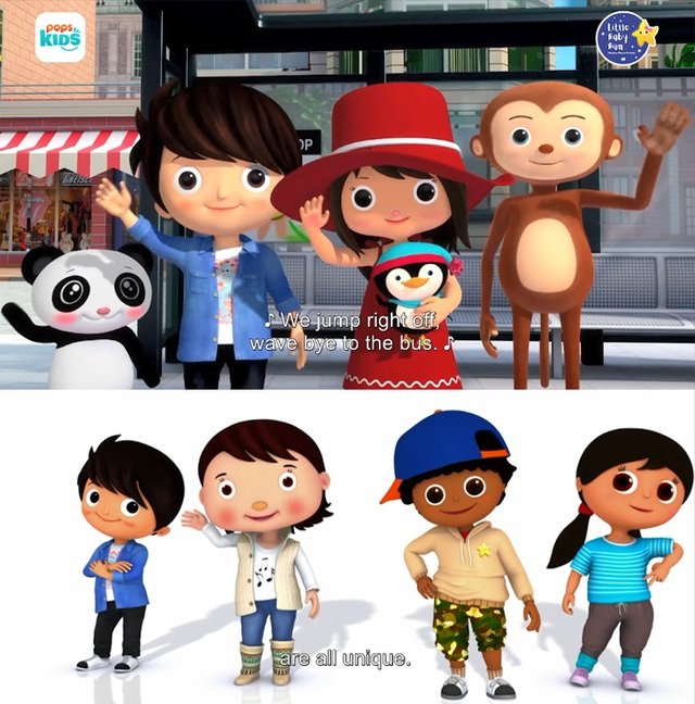 Giải mã sức hút của Little Baby Bum - series thiếu nhi đạt 30 tỷ lượt xem toàn cầu - 5