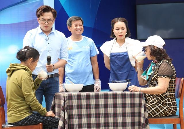 Ông Đoàn Ngọc Hải lần đầu thi nấu ăn, thắng gần 16 triệu đồng - 3