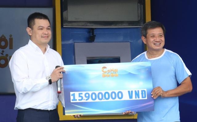 Ông Đoàn Ngọc Hải lần đầu thi nấu ăn, thắng gần 16 triệu đồng - 4