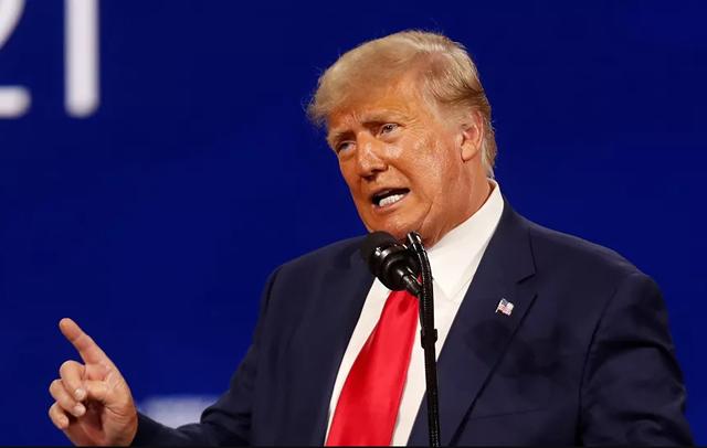 Ông Trump chỉ trích chính quyền Biden để Trung Quốc lấn lướt khi đàm phán - 1