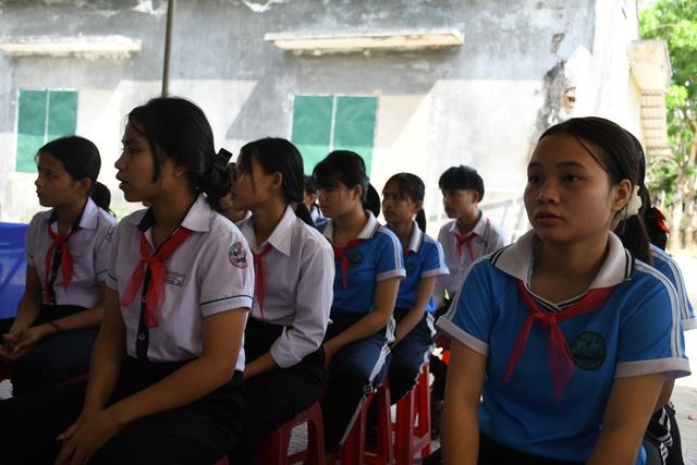 Khánh thành 3 phòng bán trú tặng các em học sinh vùng cao Quảng Ngãi - 2