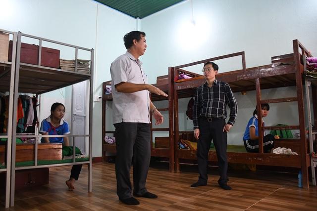 Khánh thành 3 phòng bán trú tặng các em học sinh vùng cao Quảng Ngãi - 4