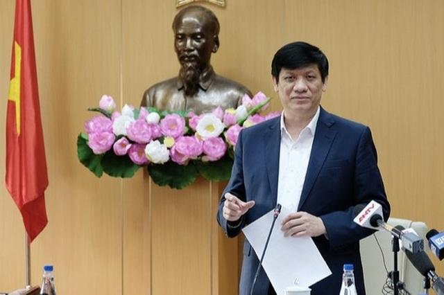 Bộ trưởng Y tế: Có thể xuất hiện đợt dịch thứ 4 tại Việt Nam - 1
