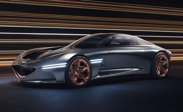 Những mẫu xe chạy điện hạng sang được trông đợi nhất hiện nay (P.2) - 5