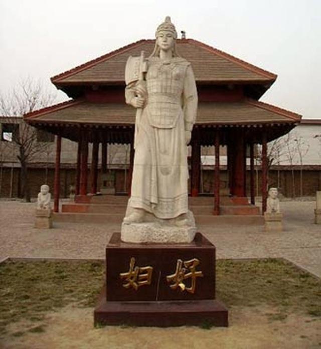 Khai quật lăng mộ nữ tướng đầu tiên ở Trung Hoa, sửng sốt với điều hiện ra trước mắt - 1
