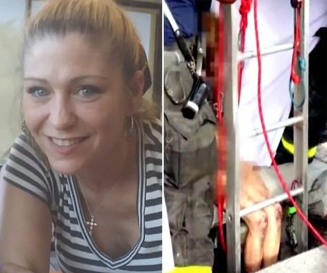Mỹ: Đang bơi thấy đường hầm, đi vào bị lạc suốt 20 ngày trong tình trạng khỏa thân?