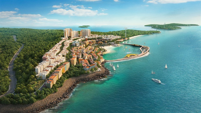 Sôi động 12 mùa lễ hội, Nam Phú Quốc hút nhà đầu tư bất động sản - 3