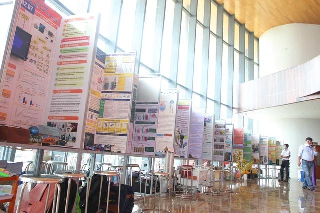 Khai mạc Cuộc thi Khoa học kỹ thuật cấp quốc gia dành cho học sinh - 3