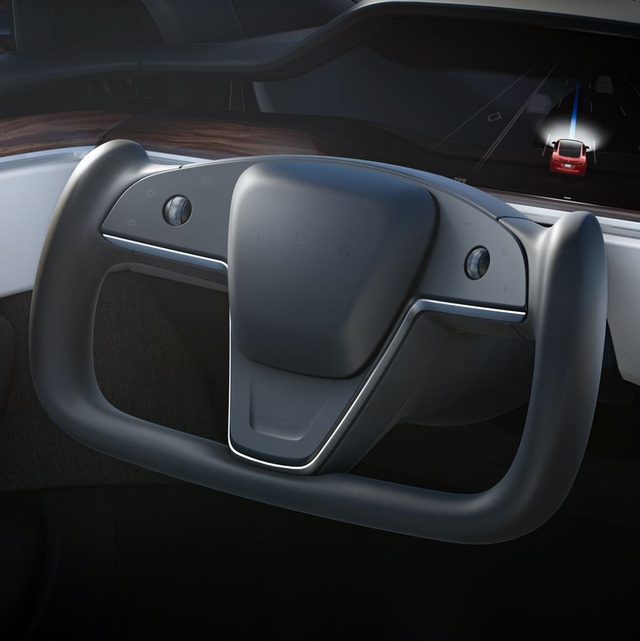 Ngỡ ngàng xem cách di chuyển xe Tesla mà không dùng đến cần số - 3