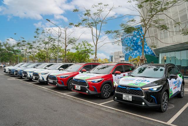 Toyota đồng hành cùng Giờ trái đất 2021, cùng Cross Hybrid vì một Việt Nam bền vững - 1