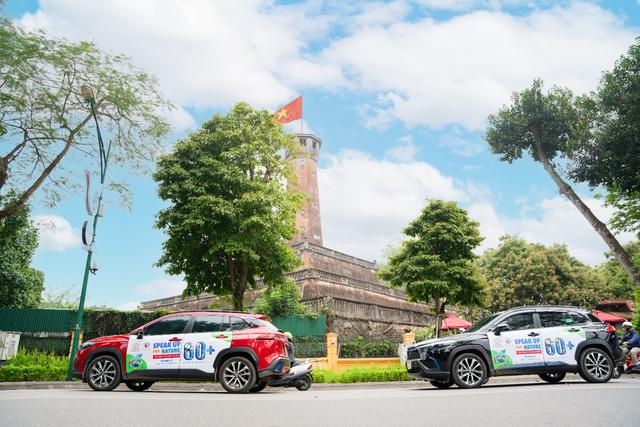 Toyota đồng hành cùng Giờ trái đất 2021, cùng Cross Hybrid vì một Việt Nam bền vững - 2