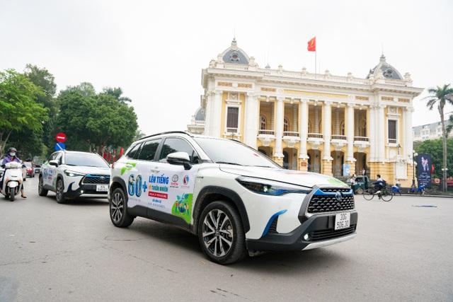 Toyota đồng hành cùng Giờ trái đất 2021, cùng Cross Hybrid vì một Việt Nam bền vững - 3