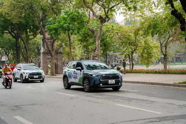 Toyota đồng hành cùng Giờ trái đất 2021, cùng Cross Hybrid vì một Việt Nam bền vững - 4