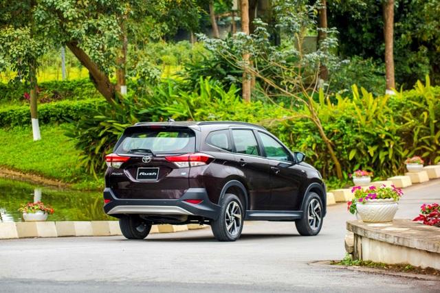 Toyota Rush: Chiếc SUV mang chất thực dụng được khách hàng yêu thích - 1