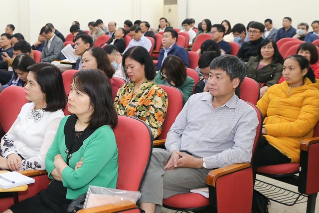 Cán bộ chủ chốt Bộ LĐ-TBXH học tập Nghị quyết Đại hội XIII của Đảng - 2