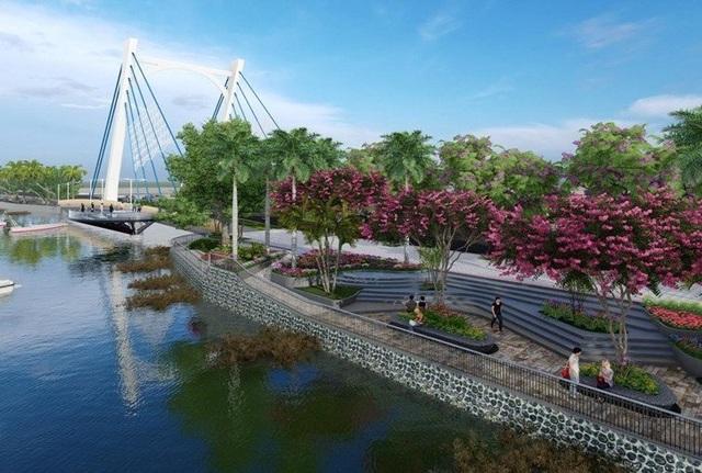 Khánh Hòa: 240 tỷ đồng làm đường, kè Nam sông Cái Nha Trang  - 1