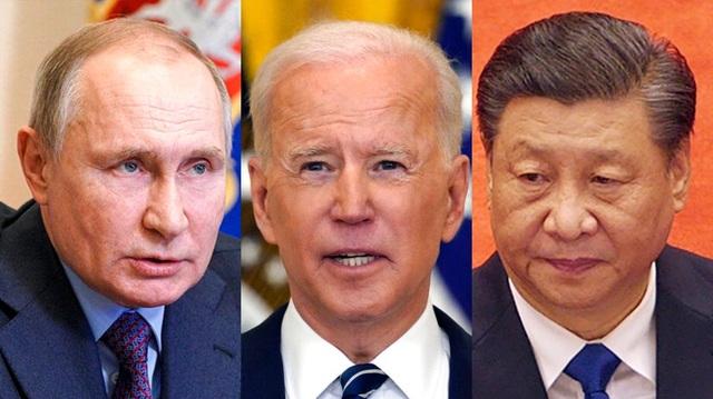 Ông Biden mời ông Putin, Tập Cận Bình họp thượng đỉnh giữa lúc căng thẳng - 1