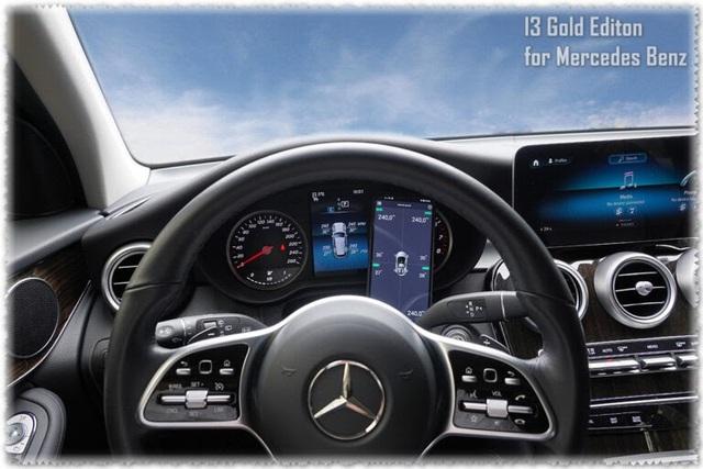 Cảm biến áp suất lốp cho xe Mercedes đã chính thức tung ra thị trường - 1