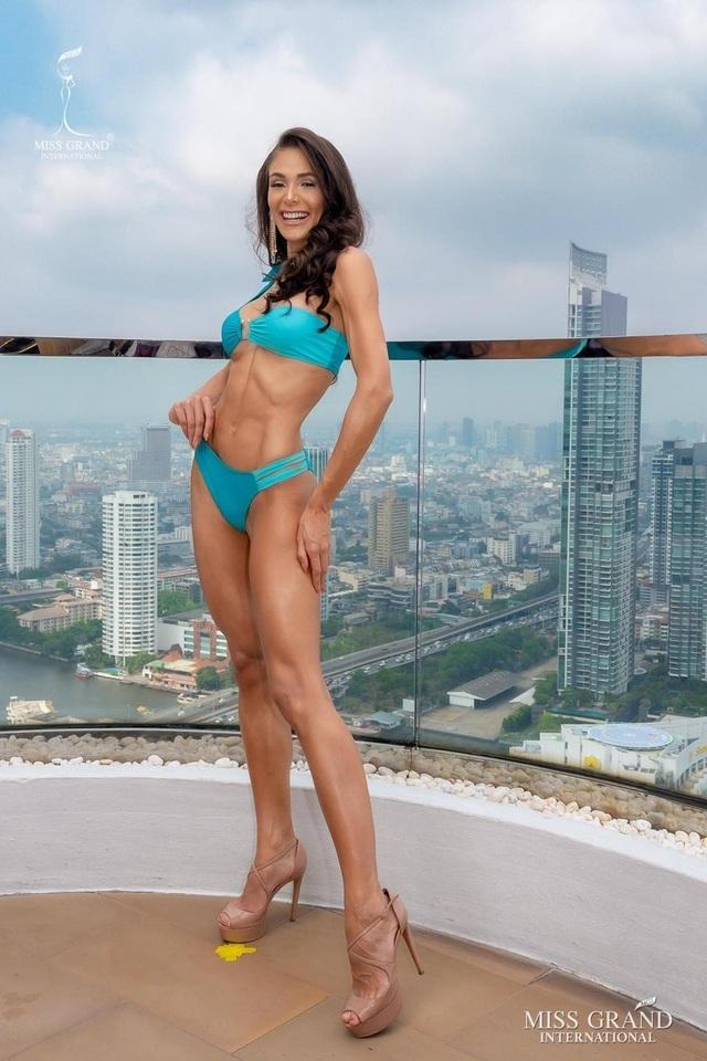 Người đẹp Mỹ đăng quang Hoa hậu Hòa bình Thế giới - 14