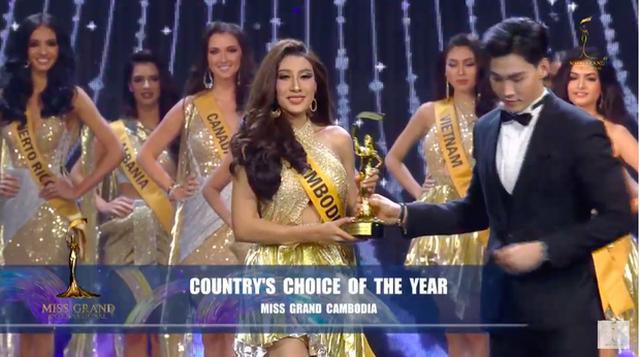 Người đẹp Mỹ đăng quang Hoa hậu Hòa bình Thế giới - 16