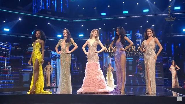 Người đẹp Mỹ đăng quang Hoa hậu Hòa bình Thế giới - 8