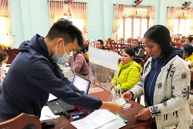 Hiệu quả tín dụng đối với hộ nghèo ở vùng biên Quảng Nam - 1