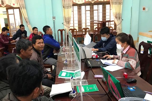 Hiệu quả tín dụng đối với hộ nghèo ở vùng biên Quảng Nam - 2