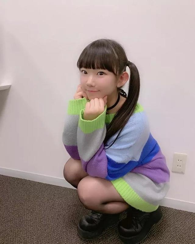 Hot girl Nhật Bản sở hữu gương mặt trẻ thơ đến bất ngờ - 9