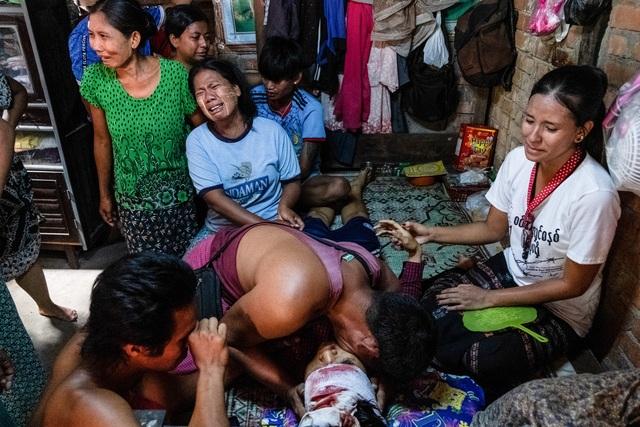 Số người chết trong ngày ở Myanmar tăng vọt lên 50 - 2
