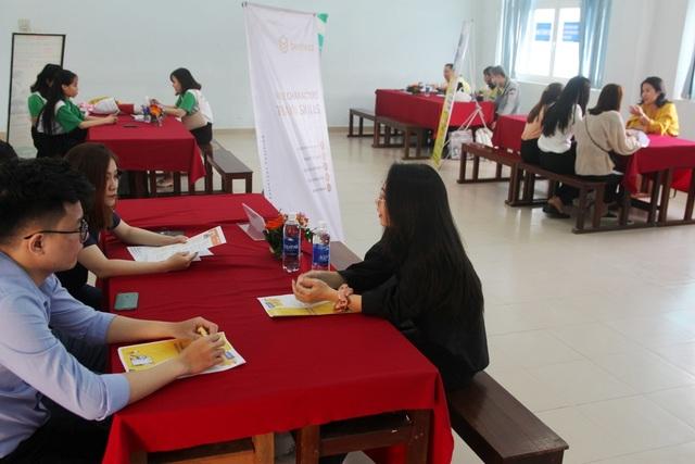 Ngày hội tuyển dụng 2021 tại Huế: Hơn 700 cơ hội việc làm chờ ứng viên - 1