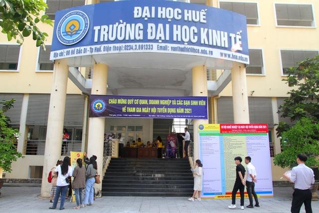Ngày hội tuyển dụng 2021 tại Huế: Hơn 700 cơ hội việc làm chờ ứng viên - 2