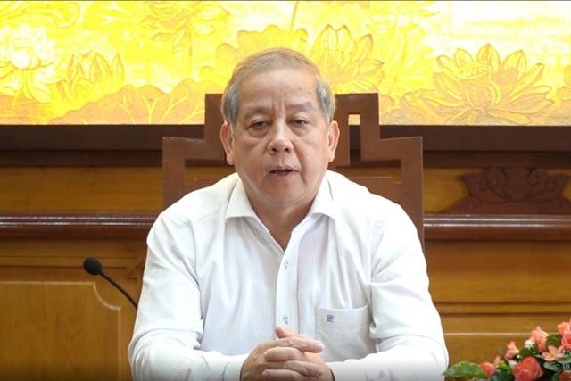 Ông Phan Ngọc Thọ giải thích, không tái cử Chủ tịch tỉnh là... đương nhiên - 1