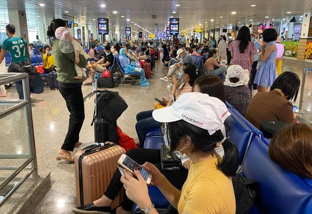 Bộ GTVT và TPHCM cùng cầu cứu Chính phủ gỡ khó cho Tân Sơn Nhất - 1