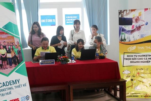 Ngày hội tuyển dụng 2021 tại Huế: Hơn 700 cơ hội việc làm chờ ứng viên - 3