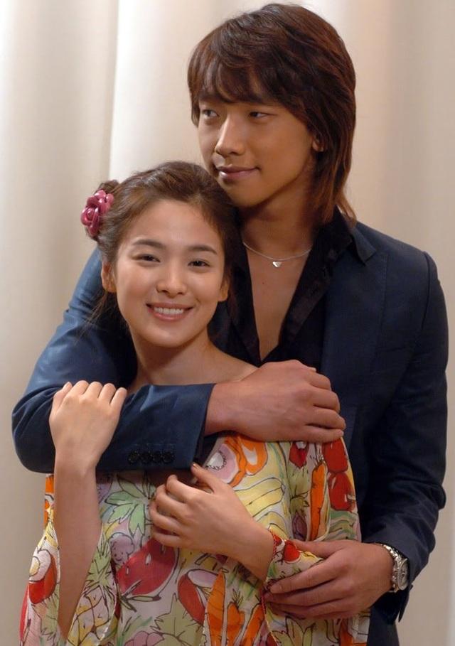 Bi Rain nói gì khi bị đồn từng phải lòng Song Hye Kyo? - 3