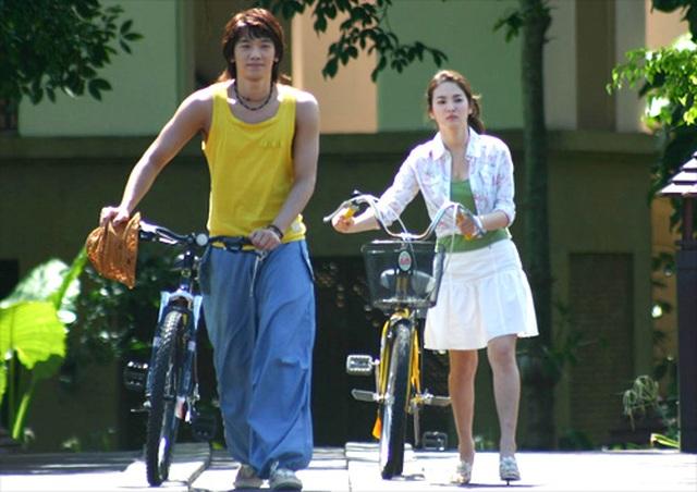 Bi Rain nói gì khi bị đồn từng phải lòng Song Hye Kyo? - 2