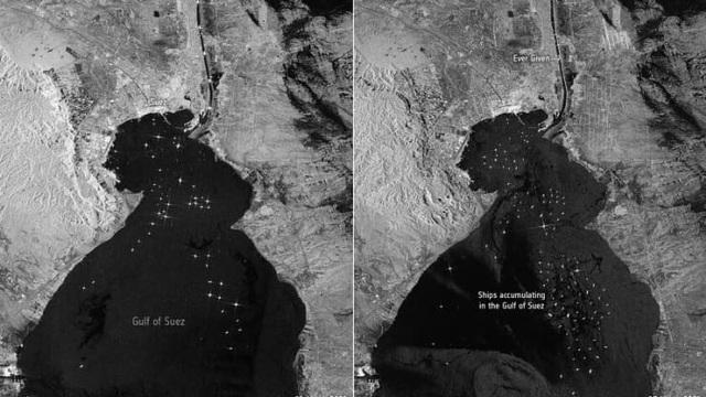 Chìa khóa có thể giải cứu kênh đào Suez đang kẹt cứng - 2
