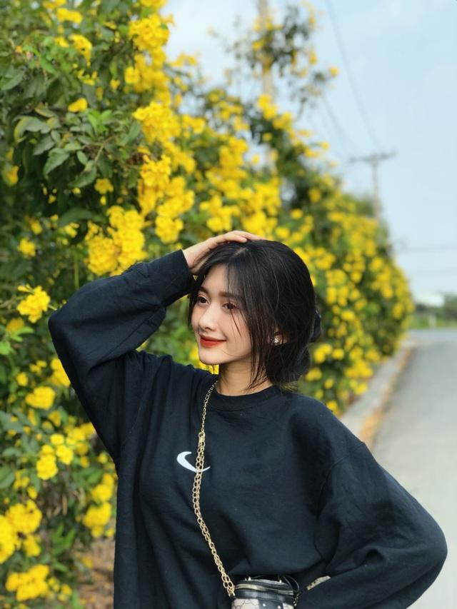 Cô gái xinh đẹp 17 tuổi: Hạnh phúc nhờ đam mê mẫu ảnh - 2
