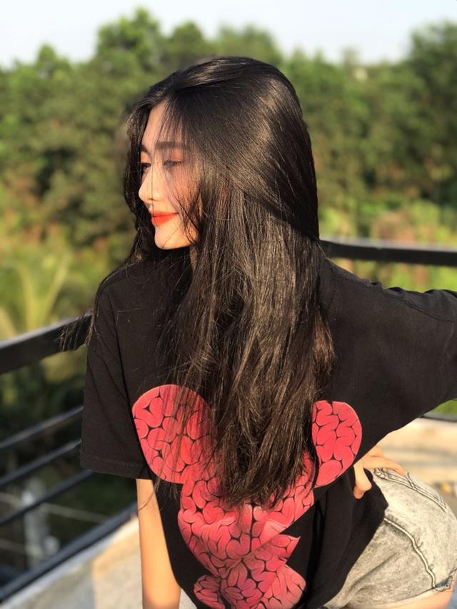 Cô gái xinh đẹp 17 tuổi: Hạnh phúc nhờ đam mê mẫu ảnh - 4
