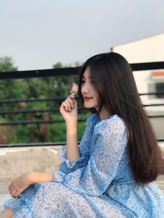 Cô gái xinh đẹp 17 tuổi: Hạnh phúc nhờ đam mê mẫu ảnh - 6