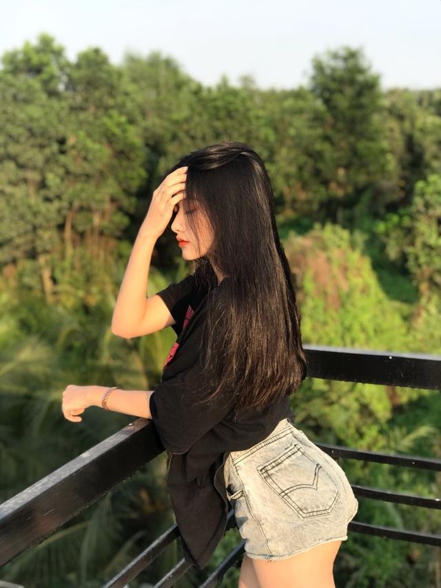 Cô gái xinh đẹp 17 tuổi: Hạnh phúc nhờ đam mê mẫu ảnh - 9