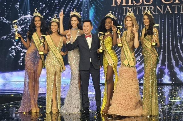Người đẹp Mỹ đăng quang Hoa hậu Hòa bình Thế giới - 4