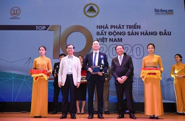 Văn Phú - Invest - Top 10 nhà phát triển bất động sản hàng đầu Việt Nam năm 2020 - 2