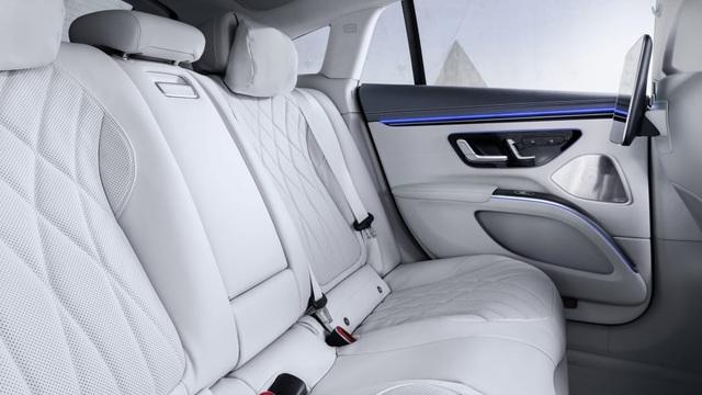 Không gian nội thất gây tò mò và choáng ngợp của Mercedes-Benz EQS - 5