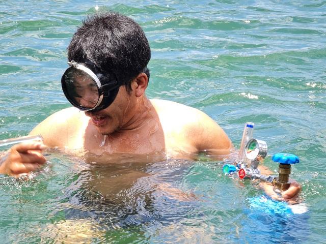 Chuyện nghề của người thợ lặn cuối cùng trên Thủy điện Đồng Nai 3 - 3