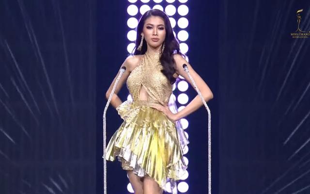 Hành trình của Ngọc Thảo khi lọt Top 20 Hoa hậu Hòa bình Quốc tế 2020 - 3